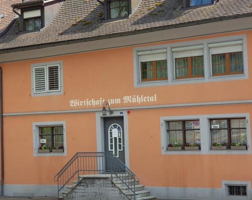 Garni-Hotel Muhletal, Stein