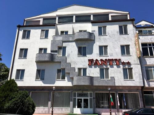 Fanti Hotel, Vidin