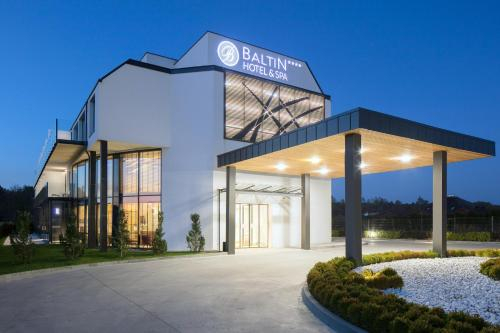 Baltin Hotel & SPA, Koszalin