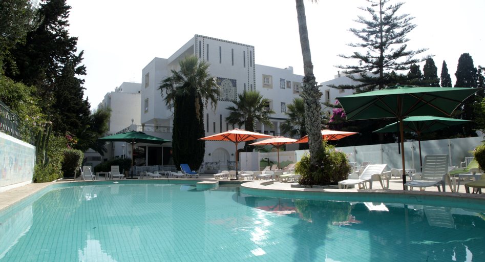 Hotel Residence Mahmoud, Hammamet