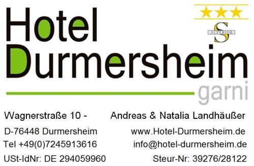 Hotel-Durmersheim, Rastatt