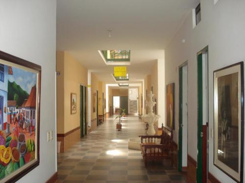 Hotel El Nogal, San Sebastian de Mariquita