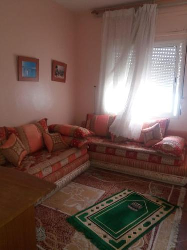 apprt meuble bien equipe a tager, Tanger-Assilah