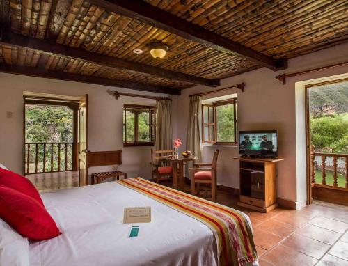 Hotel Casa Hacienda Achamaqui, Luya