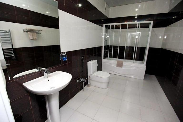 Kapaz Hotel & Resort Naftalan, Goranboy