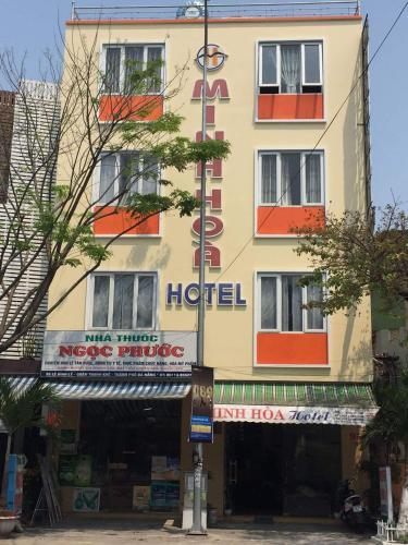 Minh Hoa Hotel, Thanh Khê