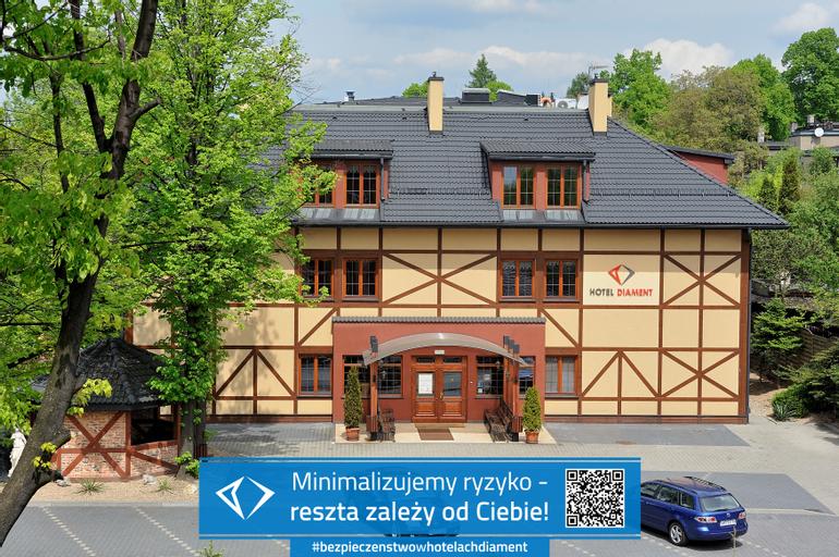 Hotel Diament Bella Notte Katowice/Chorzów, Siemianowice Śląskie