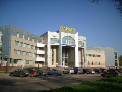 Hotel Olimp, Borovichskiy rayon