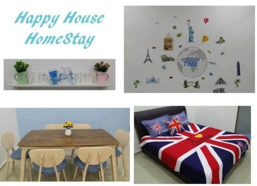 Happy House Homestay, Johor Bahru