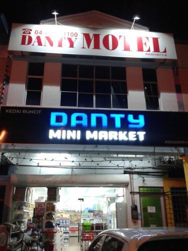 Danty Motel, Perlis