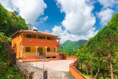 Serenity Escape St Lucia,