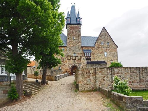 Schloss Spangenberg, Schwalm-Eder-Kreis