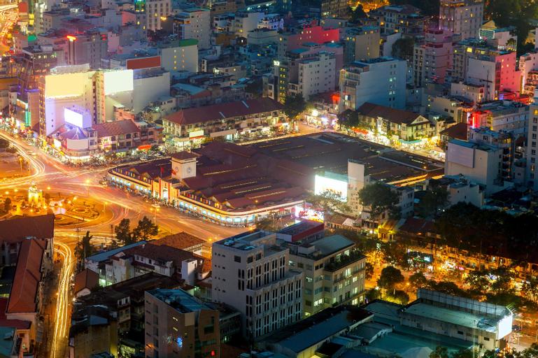 Saigon Hostel, Quận 1