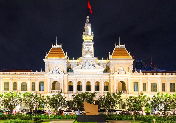 Duyen Saigon Hotel, Quận 1