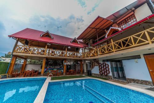 Hospedaje Tunki Lodge, Oxapampa