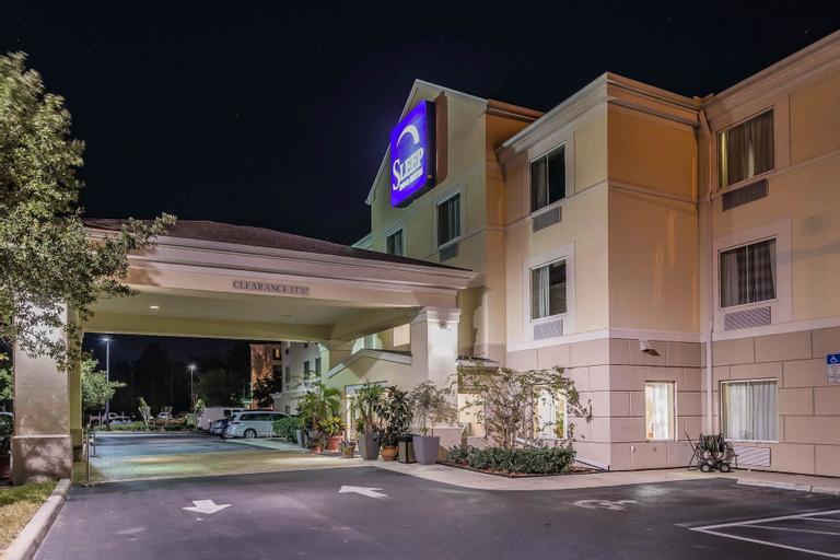 Sleep Inn and Suites University/Shands, Alachua
