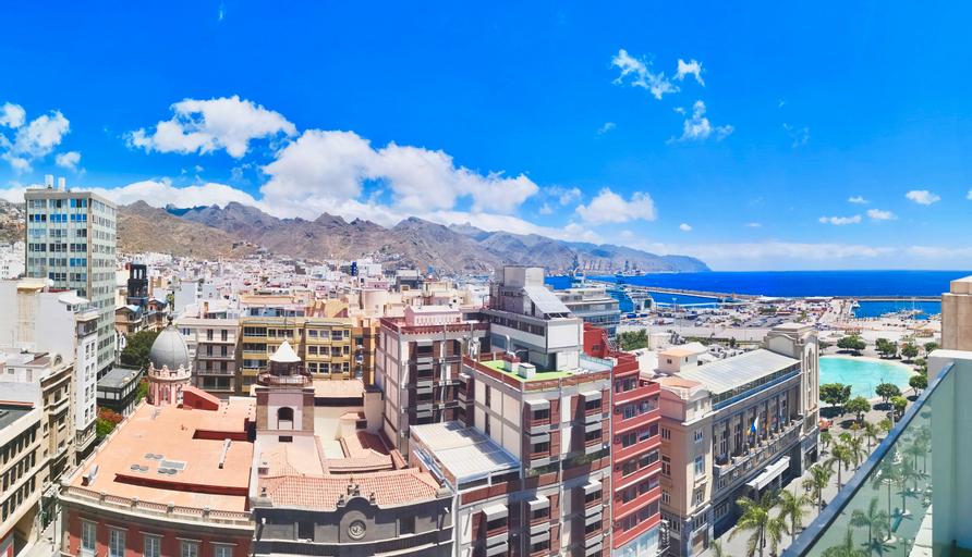 Hotel Adonis Plaza, Santa Cruz de Tenerife