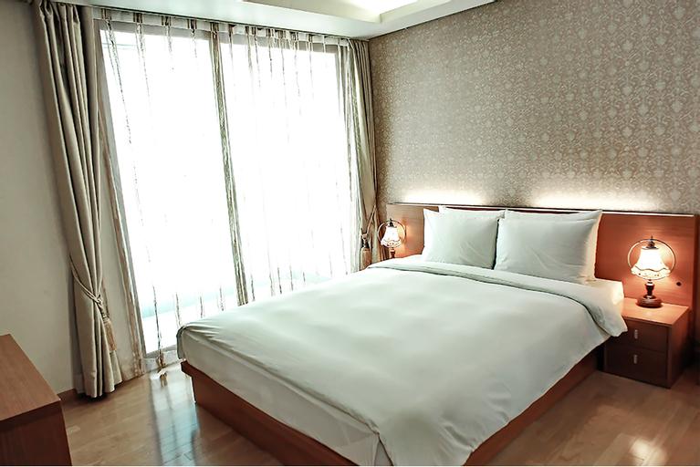 DMC Ville Serviced Apartment for Foreigners, Eun-pyeong