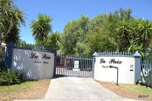 La Paix Guesthouse, Central Karoo
