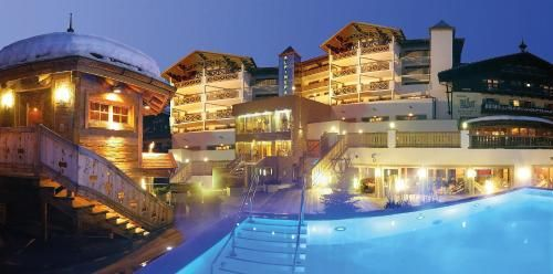 The Alpine Palace, Zell am See