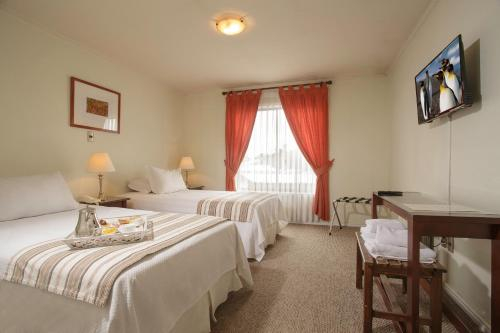 Hotel Carpa Manzano, Magallanes