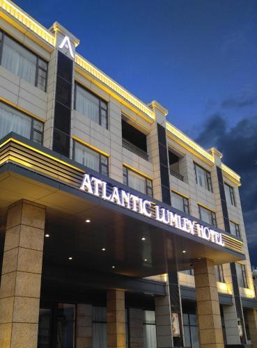 Atlantic Lumley Hotel, Western Urban