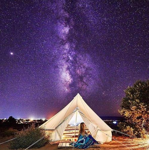 Zion Luxury Camping, Mohave
