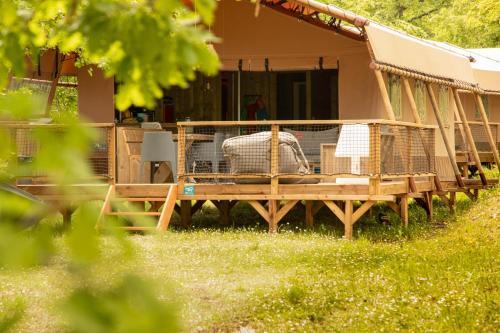 Lodge Holidays - Camping San Marino,