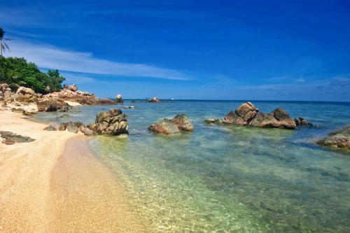 Secret Beach Bungalows, Ko Phangan