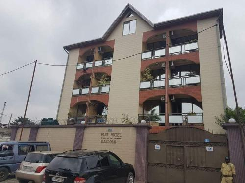 Flat Hotel Kandolo, Kinshasa