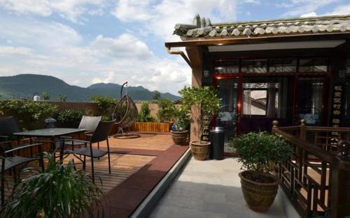 Heshun Jimu Inn, Baoshan
