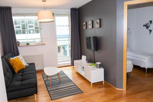 Saga Apartments, Akureyri