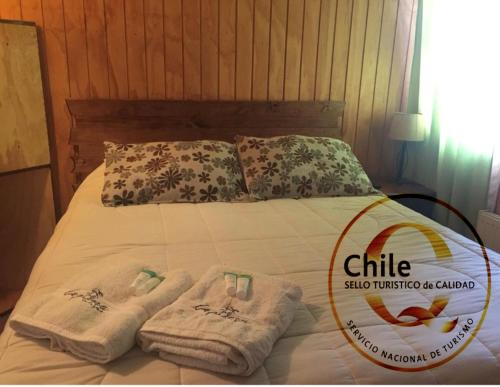 Hostal Lejana Patagonia, Capitán Prat