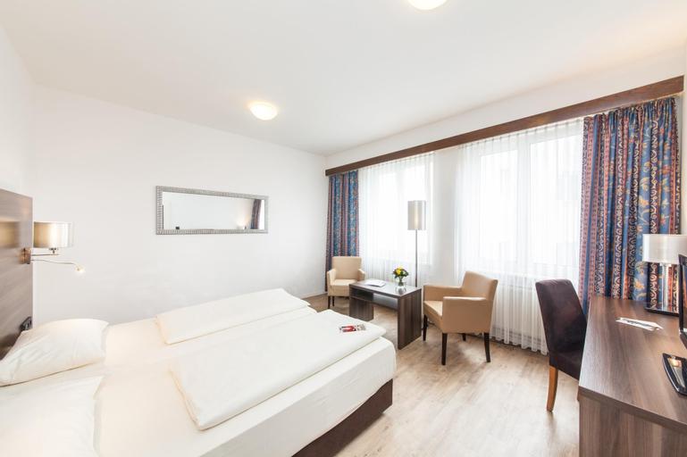 Novum Hotel Continental Frankfurt, Frankfurt am Main