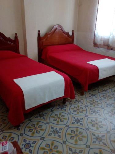 Hotel Plazuela, Centro