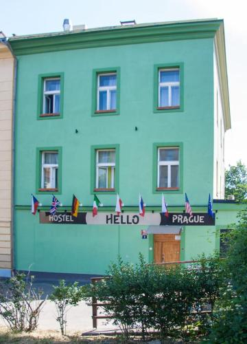 Hostel Hello, Praha 2
