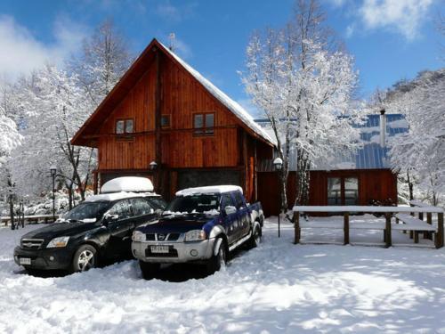 Espacio Radical Lodge de Montana, Ñuble
