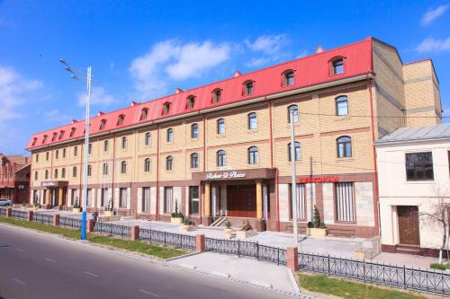 Rakat Plaza, Tashkent City