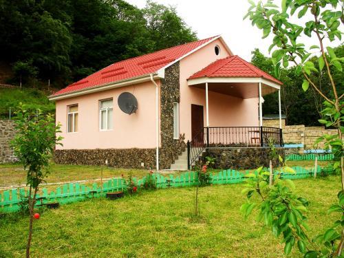 Quliyev House, Qax