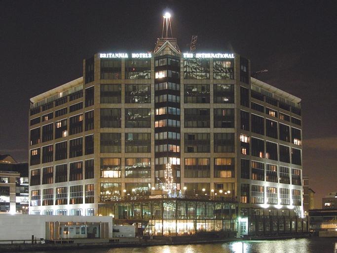 Britannia International Hotel Canary Wharf, London