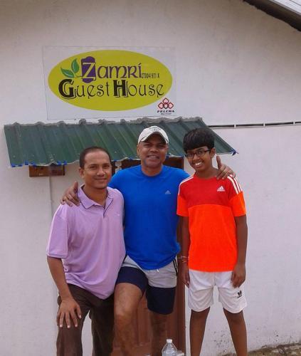 Zamri Guest House, Jerantut