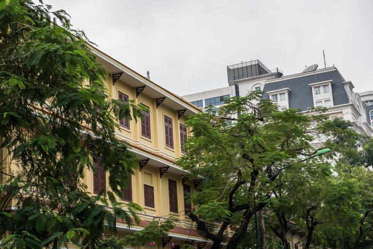 Kim Ma Apartment, Ba Đình