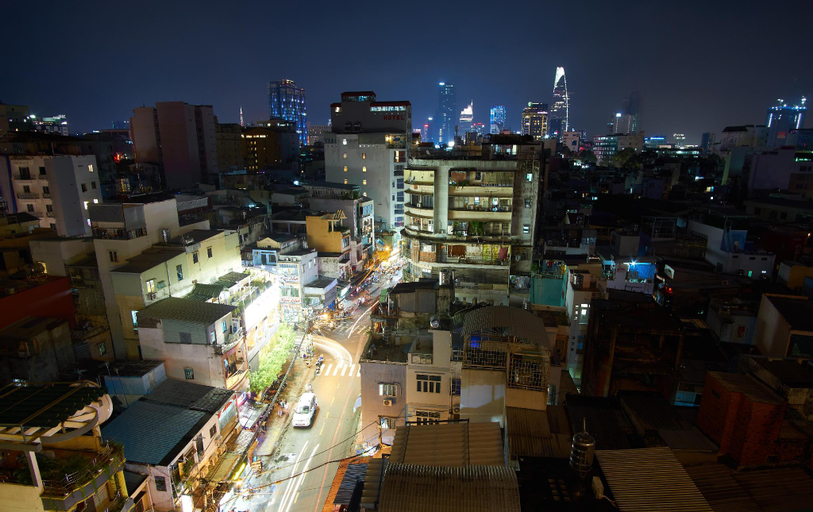 City House Apartment - Cach Mang Thang 8 - Serviced Apartment In SaiGon, Quận 10