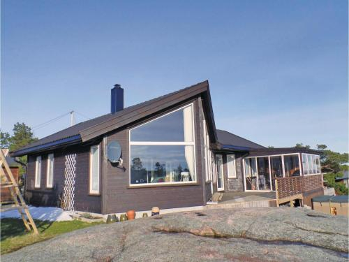 Three-Bedroom Holiday Home in Sogne, Søgne