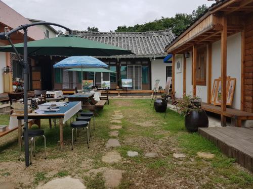 Namuae, Gyeongju