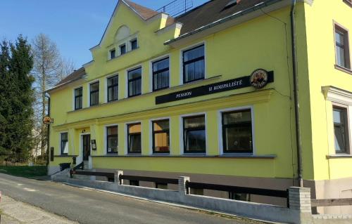 Pension U Koupaliste, Ústí nad Labem