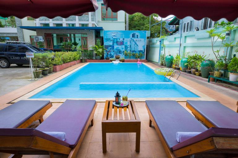 Ten Mile Hotel, Yangon-E