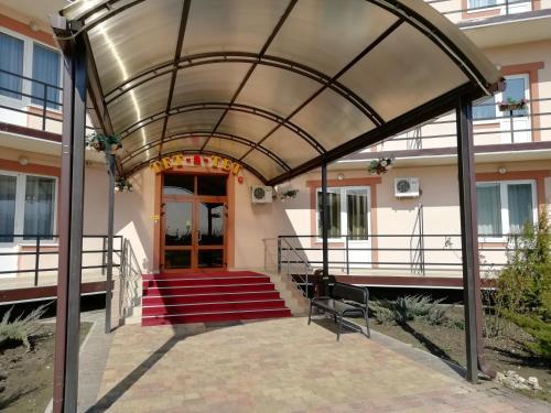 Tet-a-Tet Hotel in Afipskiy, Takhtamukaysk rayon