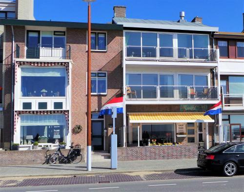Hotel B&B Seahorse, Katwijk