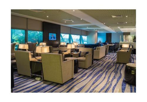 Ambassador Transit Lounge Terminal 3, Changi